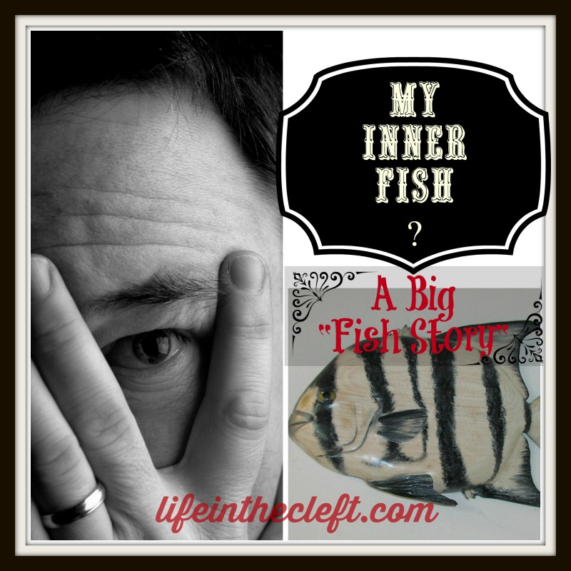 Life in the cleft a blessed life hidden in the cleft of for Your inner fish sparknotes